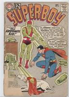 The Kryptonite Kid!