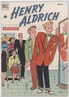 Henry Aldrich Comics