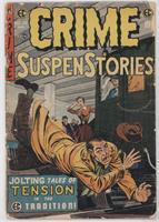 Crime Suspenstories [Good/Fair/Poor]