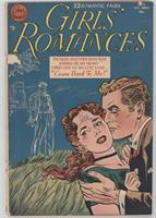 Girls' Romances [Good/Fair/Poor]