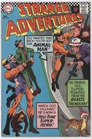 4th: Animal Man