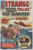 The Sub-Mariner Must Be Stopped!