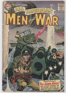 1952-1966 DC Comics All-American Men of War #40 - All-American Men of War [Readable (GD‑FN)]