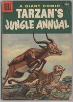 Tarzans Jungle Annual [Good/Fair/Poor]