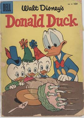 1952 - 1962 Dell Donald Duck #46 - Secret of Hondorica