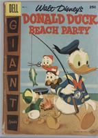 Donald Duck Beach Party [Good/Fair/Poor]