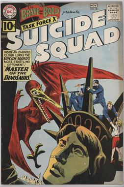 1955-1983 DC Comics The Brave and the Bold Vol. 1 #38 - Suicide Squad [Readable (GD‑FN)]