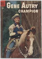 Gene Autry and Champion [Readable (GD‑FN)]