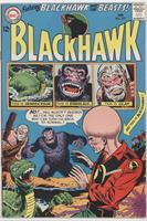 Blackhawk and the Beasts [Readable(GD‑FN)]