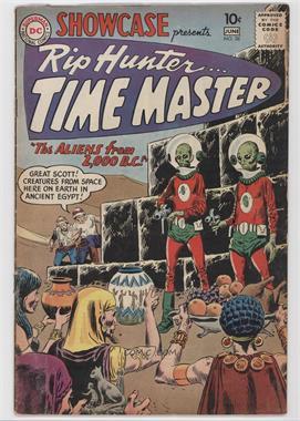 1956 - 1978 DC Comics Showcase #26 - The Aliens from 2,000 B.C. [Good/Fair/Poor]