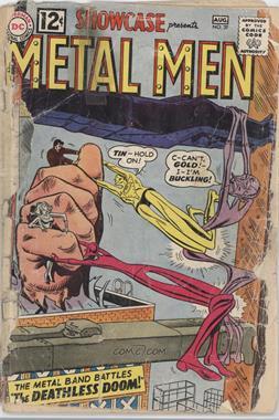 1956 - 1978 DC Comics Showcase #39 - The Deathless Doom! [Good/Fair/Poor]