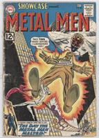 The Day the Metal Men Melted! [Good/Fair/Poor]