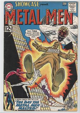 1956 - 1978 DC Comics Showcase #40 - The Day the Metal Men Melted!