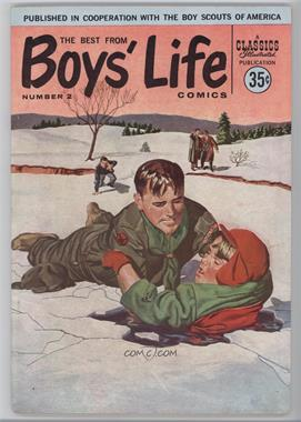 1957-1958 Gilberton Publications The Best from Boy's Life #2 - The Best from Boy's Life