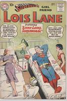 Lana Lang, Superwoman! [Good/Fair/Poor]