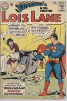 When Lois Lane Hated Superman! [Readable (GD‑FN)]