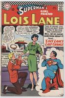 Beware of the Bug-Belle ; Lois Lane's Last Chance!