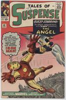 The New Iron Man Meets The Angel! [Readable (GD‑FN)]
