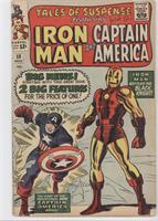 The Black Knight; Captain America