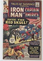 When Titans Clash / The Red Skull Strikes