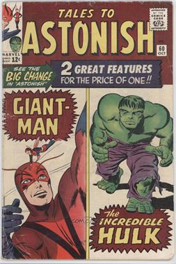 1959-1968 Marvel Tales to Astonish Vol. 1 #60 - The Beasts Of Berlin!/The Incredible Hulk