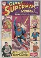 Superman Annual 1961 [Good/Fair/Poor]
