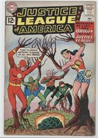 The Origin of the Justice League!