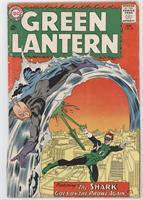 The Shark Goes On The Prowl Again!; The House that Fought Green Lantern!