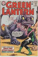 Three-Way Attack Against Green Lantern! [Readable(GD‑FN)]