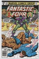 The Death of the Fantastic Four!