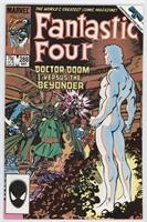 Doctor Doom Versus the Beyonder