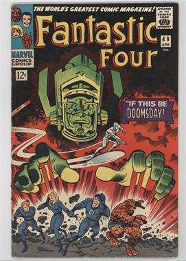 1961-1996, 2003-2012 Marvel Fantastic Four Vol. 1 #49 - If This Be Doomsday!