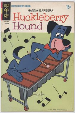 1962 - 1970 Gold Key Huckleberry Hound #39 - Huckleberry Hound