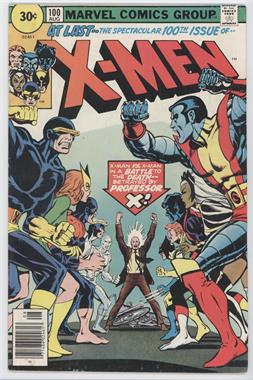 1963-1981 Marvel The X-Men Vol. 1 #100b - Greater Love Hath No X-Man