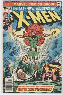 1963-1981 Marvel The X-Men Vol. 1 #101 - Like A Phoenix From The Ashes!