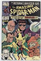 The Return Of The Sinister Six Part 4