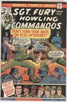 Sgt. Fury and His Howling Commandos [Readable (GD‑FN)]