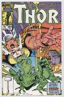 Thor Croaks