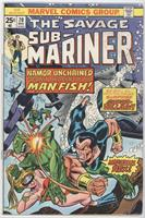 Namor Unchained! [Readable(GD‑FN)]