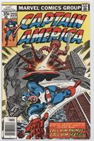 Call Me Animus, Captain America!