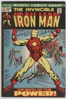 Why Must There Be An Iron Man? [Readable (GD‑FN)]