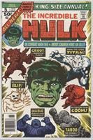 And Six Shall Crush the Hulk!