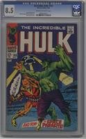 And Now...the Space Parasite! [CGC8.5]