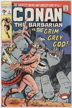 1970-1994 Marvel Conan the Barbarian Vol. 1 #3 - The Twilight of the Grim Grey God!