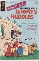 Where's Huddles, No. 3
