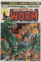 The Valley of the Worm [Readable(GD‑FN)]
