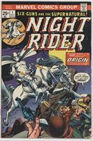 The Origin Of The Night Rider! [Readable (GD‑FN)]