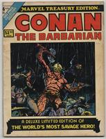 Conan The Barbarian [Readable (GD‑FN)]