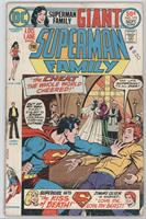 The Superman Family [Readable (GD‑FN)]