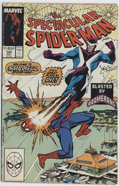 1976-1998, 2011 Marvel The Spectacular Spider-Man Vol. 1 #144 - An Ill Wind...